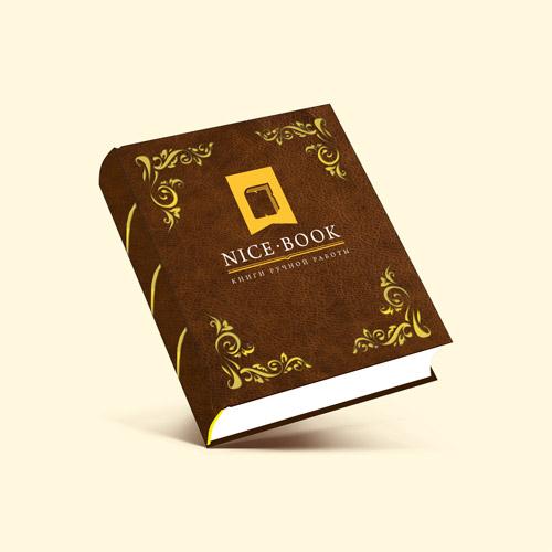 Книга во французском переплете