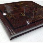 Книга, изготовленная в типографии «Nice-Book»