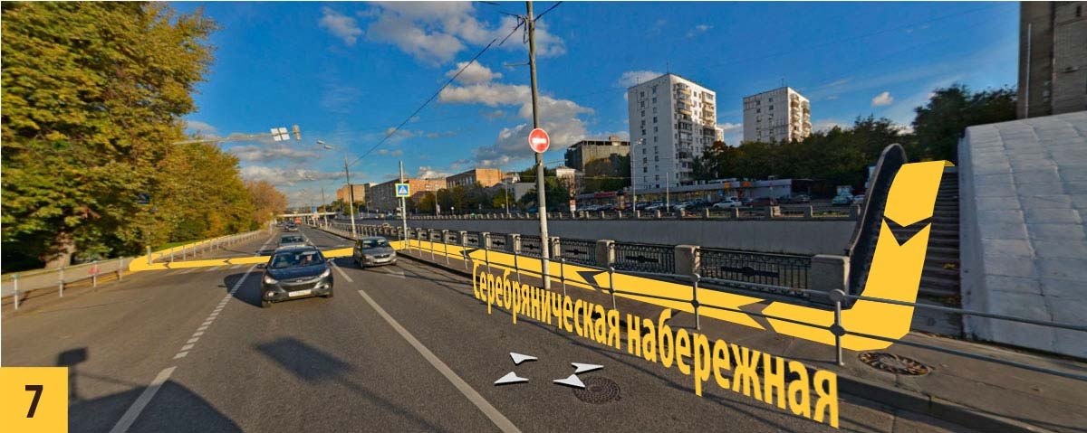 Схема проезда от метро «Таганская»