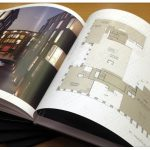 книга с описанием апартаментов